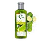 Natur Vital Sensetive Organik Şampuan Yağlı Saçlar 400 Ml Lime