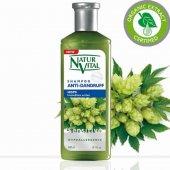 Natur Vital Hair Loss Kepekli Saçlar İçin Şampuan 300 Ml Anti Dan