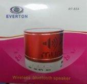 Rt 833 Everton Bluetooth Şarjlı Müzik Kutusu,...