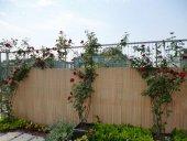 Bahçe Çiti Pvc Çit Dekoratif Seperatör Çit