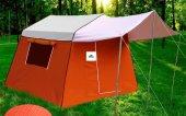 Tek Odalı İçten Kurmalı Suni Deri Kamp Çadırı-2