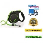 Flexi Limited Edition 5 Mt Şerit Yeşil Köpek Gezdi...
