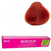 Neva Color Tüp Saç Boyası 8.44 Tarçın Bakır 50 Gr