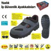 414 Yazlık S1 43 No Çelik Burunlu Ayakkabı