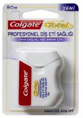 Colgate Total Pro Diş Eti Sağlığı Diş İpi 50 Mt...