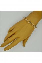 Cigold 14 Ayar Halo Bileklik K1bil0504000749