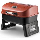 Guruss Go&grill Barbekü Mangal Oksit Kırmızı