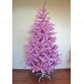 180cm Yılbaşı Yapay Çam Ağacı Pembe