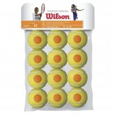 Wilson Starter Jr 12 Adet Çocuk Tenis Topu Wrt137200