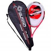 Busso 27 İnç Çantalı Tek Parça Tenis Raketi...