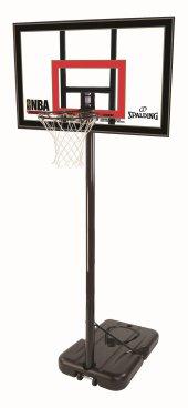 Spalding Taşınabilir Ayarlanabilir Basketbol...