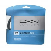 Luxilon Alu Power 127 Spin Silver 220m Kordaj...