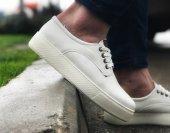 Knack Günlük Erkek Spor Ayakkabı 2 Renk Arac Kokusu Hediye