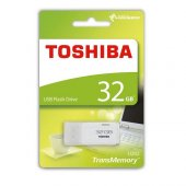 32GB USB 2.0 HAYABUSA BEYAZ TOSHIBA THN-U202W0320E4