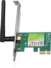 TP-LINK 150Mbps 1xDeğiştirilebilir Antenli PCI Express Sinyal Alıcı TL-WN781ND