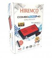 Hiremco Combo King Hd Uydu Alıcısı Tkgs