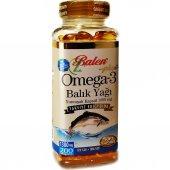 Balen Omega 3 Balık Yağı Balık Yağı Hapı 200...