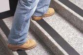Basamak,merdiven Kaydırmaz Bant 25 Mm ,3 Adet Fiya...