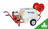 Bartech Pm200 Benzinli İlaçlama Makinası 50 Hortum + Tabanca