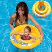 Intex 59574 Sarı Bebek Floator 67 Cm Bebek...