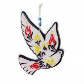 Dekoratif Uçan Kuş Duvar Aksesuarı Motifli Kuş Duvar Süsü-2