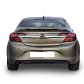 Opel İnsignia Makyajlı Plastik Arka Tampon Difüzör 2014 2016 Arası