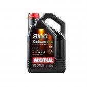 Motul 8100 X Clean Efe 5w 30 Motor Yağı 5l