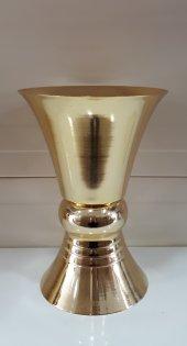 Aybüke Vazo Gold (Metal)