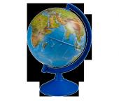Dünya küre ışıksız (Yerküre) 30 cm