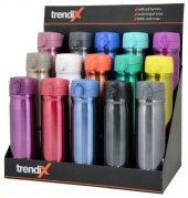Trendix Çelik İçli 350 ml Termos Matara (Neon Sarı)-2