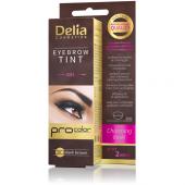 Delia Cameleo Kaş Boyası Jel 3.0 Koyu Kahve 15ml Tint