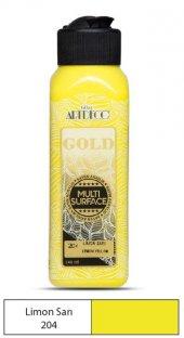Artdeco Gold Multi Surface Akrilik Boya 140 Ml....