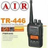 Air Tr 446 Ekranlı Pmr El Telsizi Tekli Paket