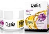 Delia Argan Care Collagen Anti Wrinkle 50ml Krem 24h