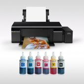 Epson L805 Photoink 6 Renk Bitmeyen Kartuşlu (1...