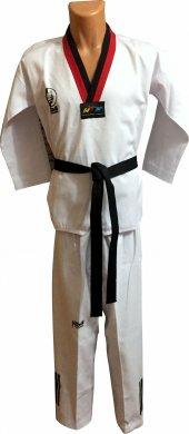 Pum Yaka Taekwondo Elbisesi Pum Kuşak Hediyeli