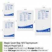 MAGIC SAVER BAG 18´li Taşınıyorum Vakumlu Poşet Seti 2-2