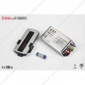 Cata CT-9154 4X1000 Watt 4lü Rf  Aydınlatma Avize Işık Kumandası