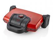 Nostalgie Tost Makinesi Kırmızı