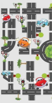 Halı Traffic 100x160 (1.6 M.Kare) HL11143.101