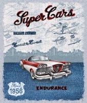 Halı Super Cars 130x190 Hl11547.801