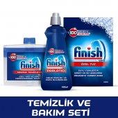 Finish Temizlik Ve Bakım Seti (Parlatıcı 400 Ml...