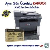 TK-1120 / Kyocera Ecosys FS-1025mfp Orijinal Toner