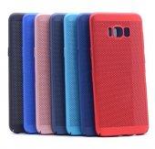 Samsung Galaxy S8 Deri Delikli Kapak Kılıf-7