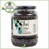 Tardaş Egenin Organik Sofralık Siyah Zeytin 420 Gr.