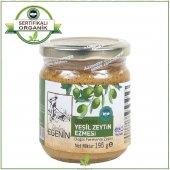 Tardaş Egenin Organik Yeşil Zeytin Ezmesi 195 Gr