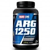 Hardline Arg 1250 120 Tablet 60 Servis Amino...