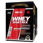 Hardline Whey 3matrix 30 Gr 15 Adet Protein Tozu