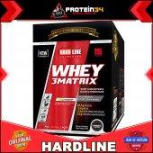 Hardline Whey 3 Matrix Protein Tozu 30 Gr Lık...