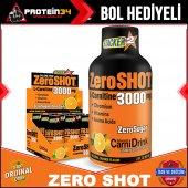 Zero Shot 60 Ml 3000 Mg L Carnitine 12 Ampul...